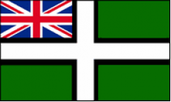 Devon Ensign Flags